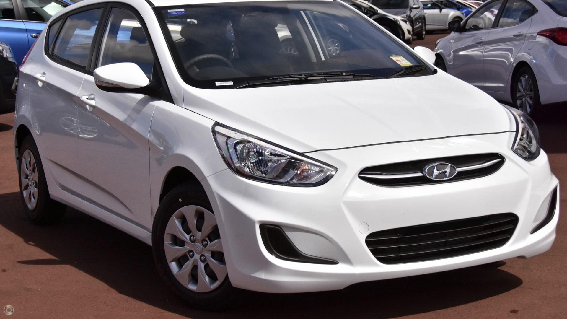2017 Hyundai Accent RB4