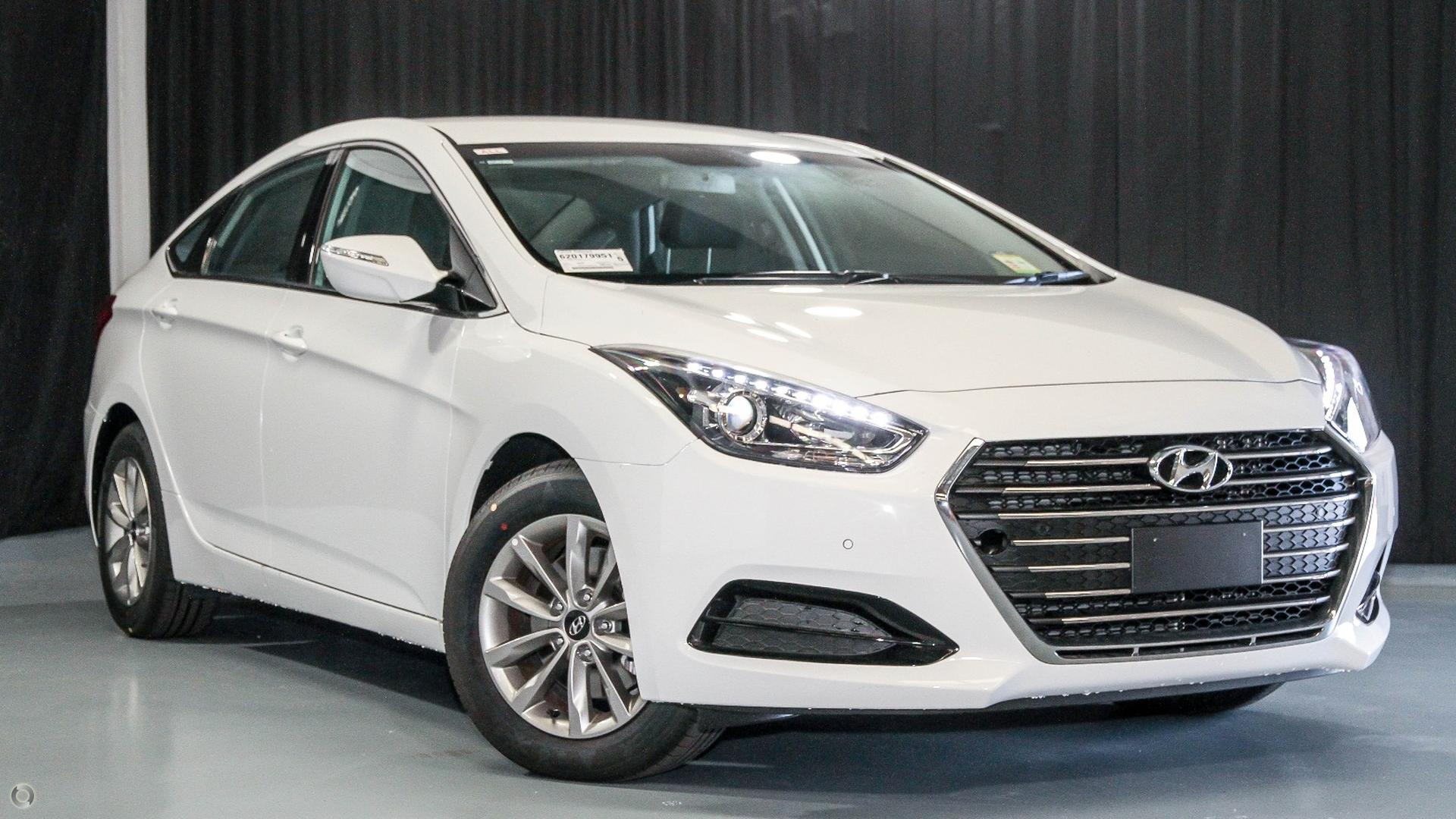 2017 Hyundai I40 Active VF4 Series II