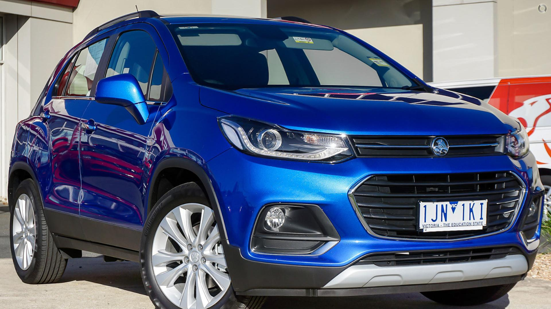 2018 Holden Trax TJ