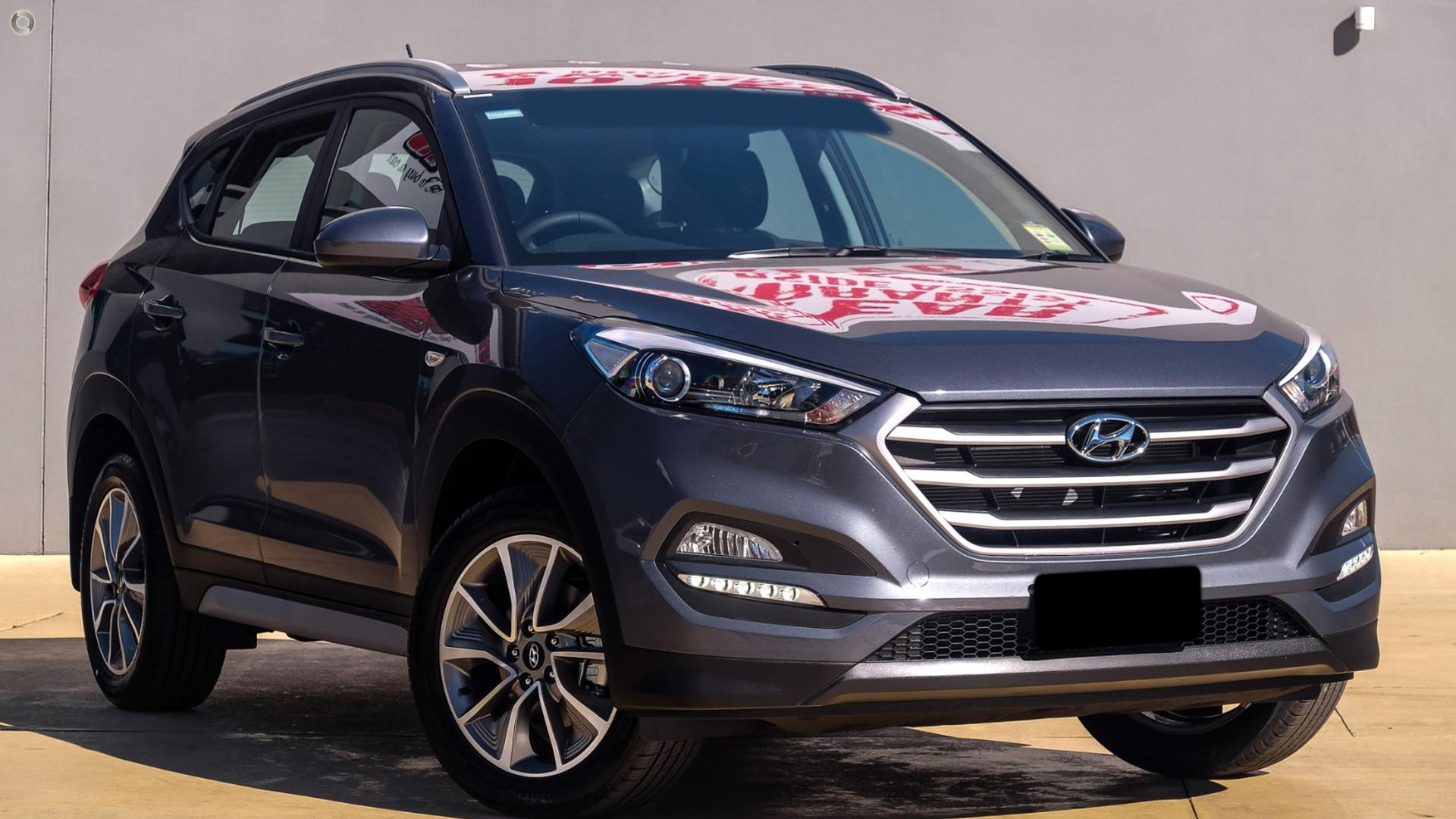 2018 Hyundai Tucson TL