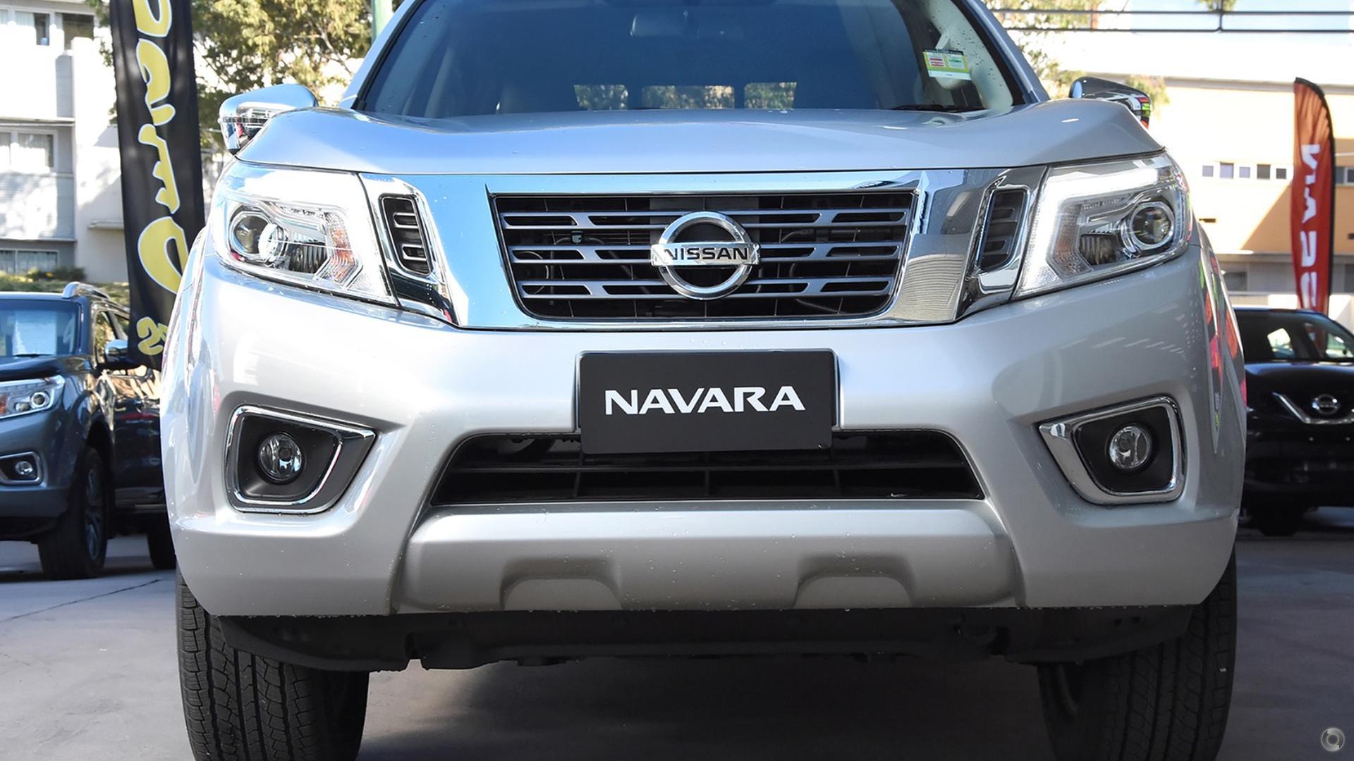 2018 Nissan Navara D23 Series 3