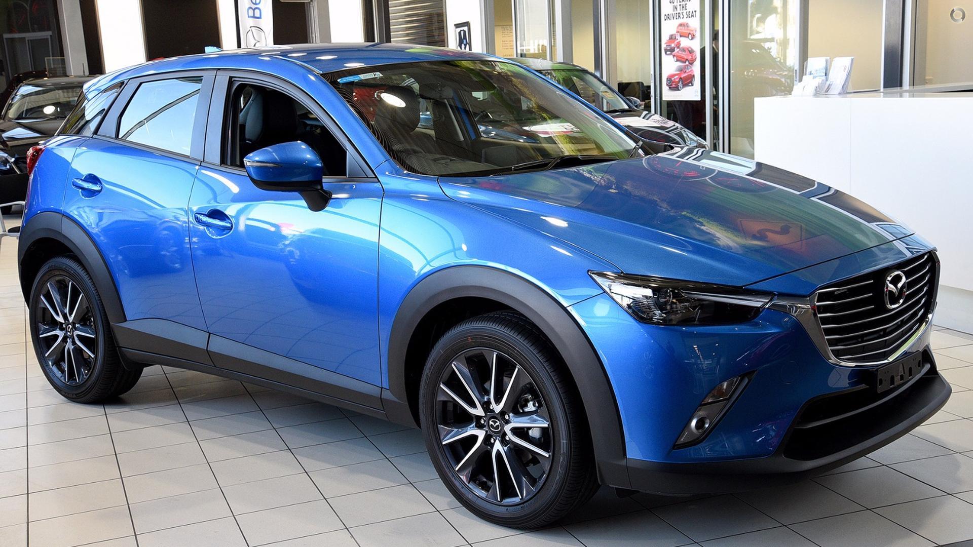2018 Mazda CX-3 DK