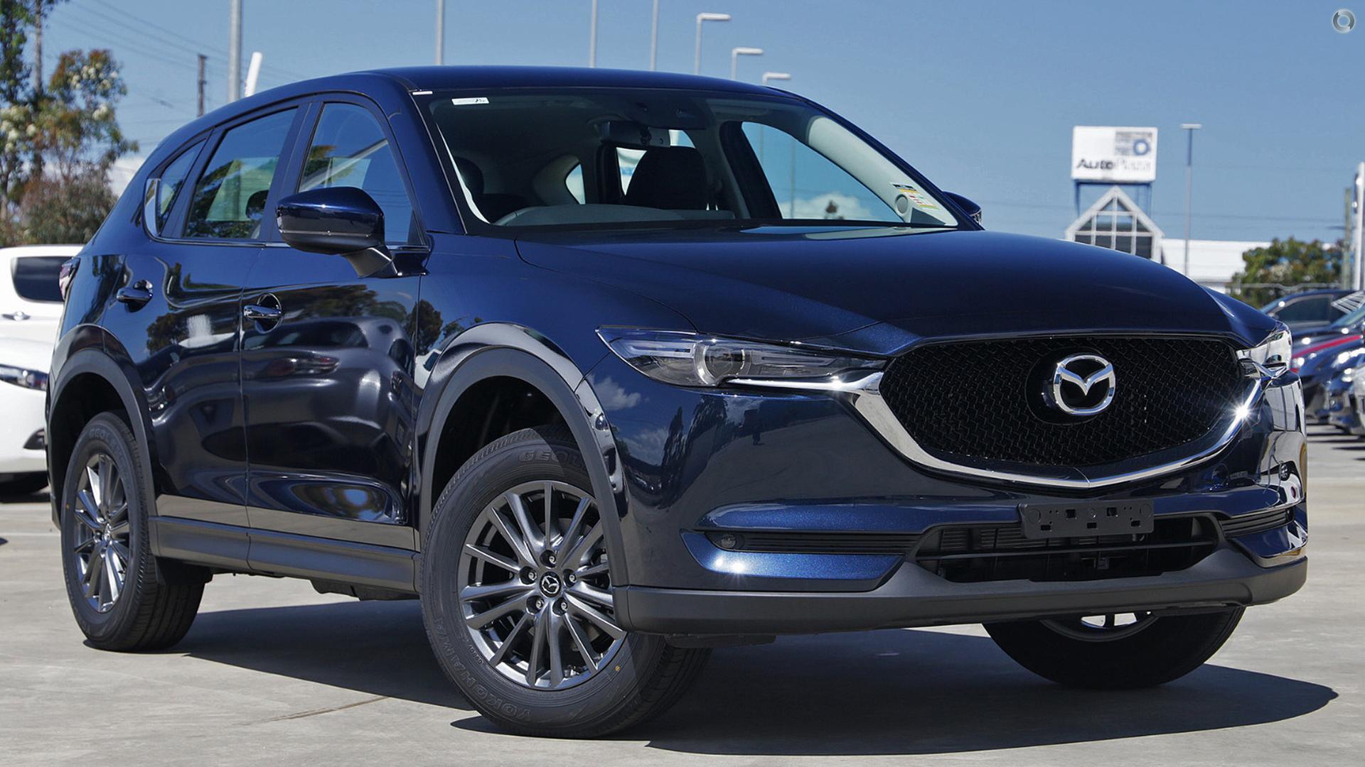 2017 Mazda Cx-5 Maxx Sport