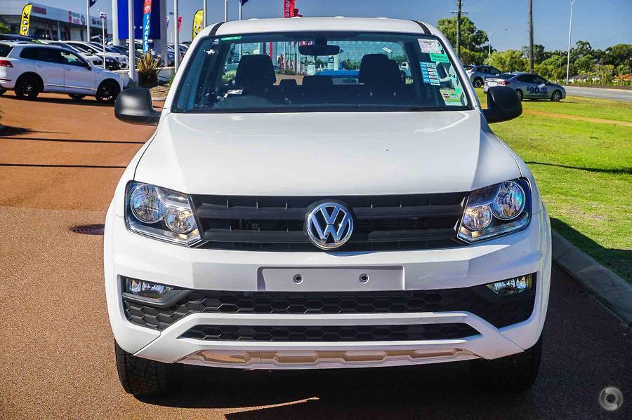 2017 Volkswagen Amarok Tdi420 Core 2h Wakeling Automotive