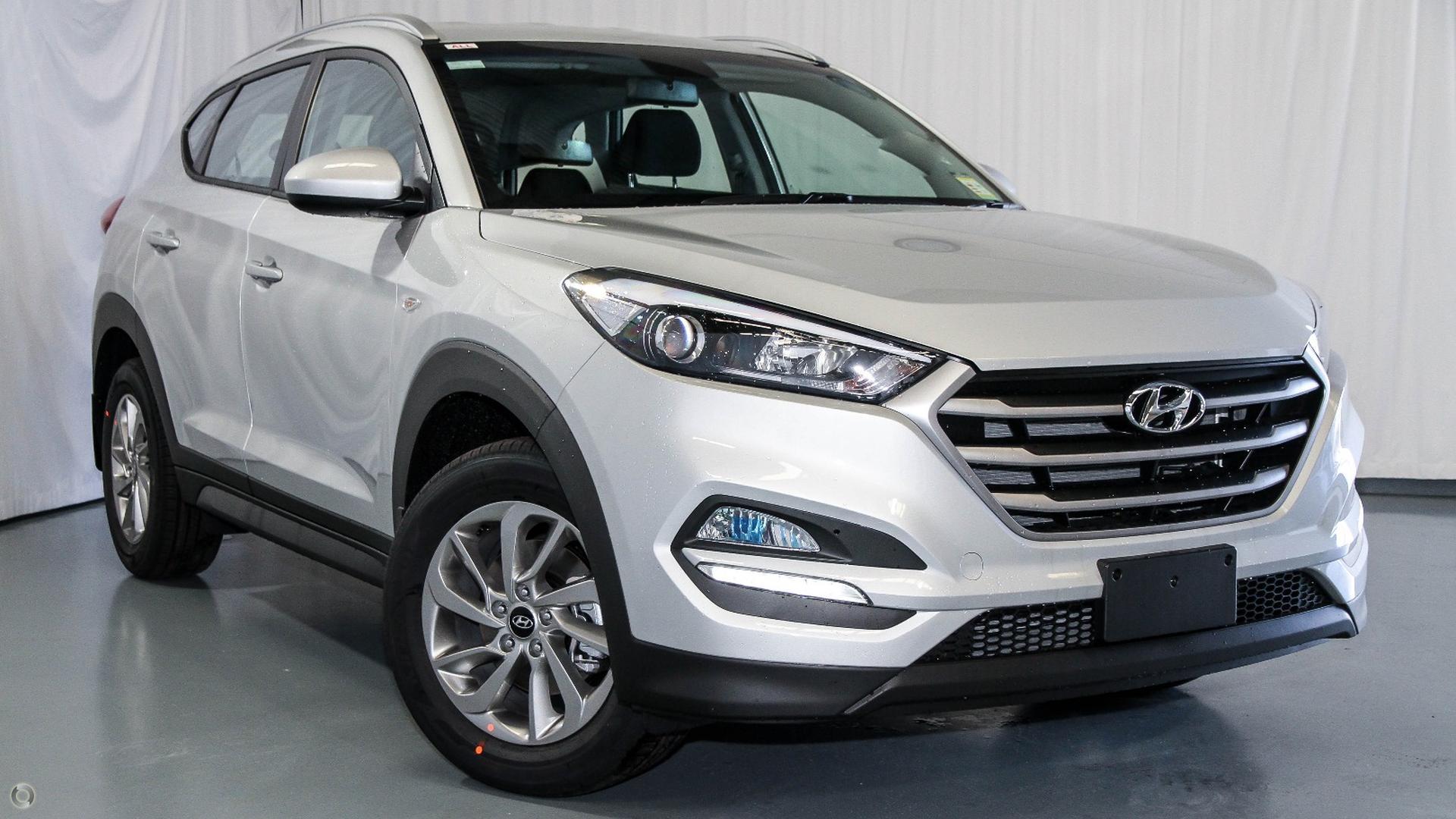 2018 Hyundai Tucson Active