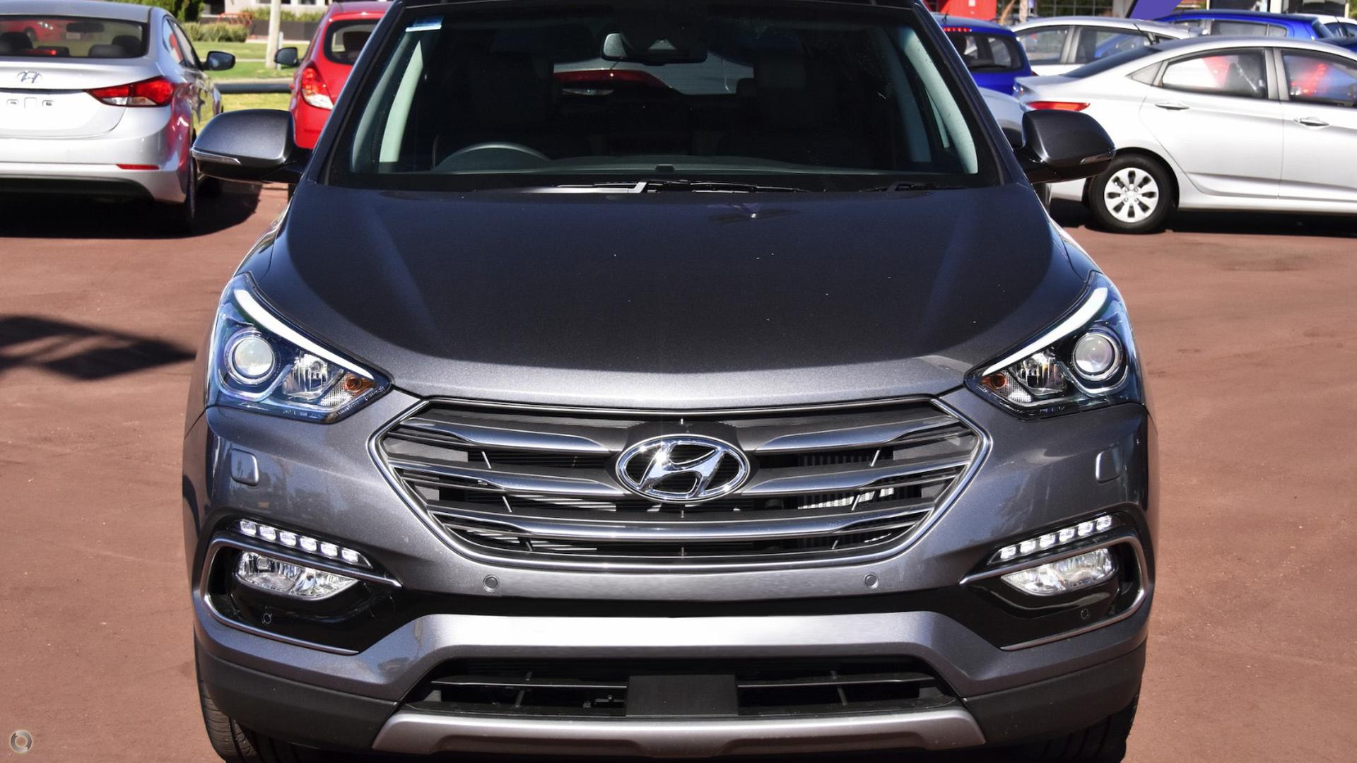 2017 Hyundai Santa Fe Highlander DM5 Series II