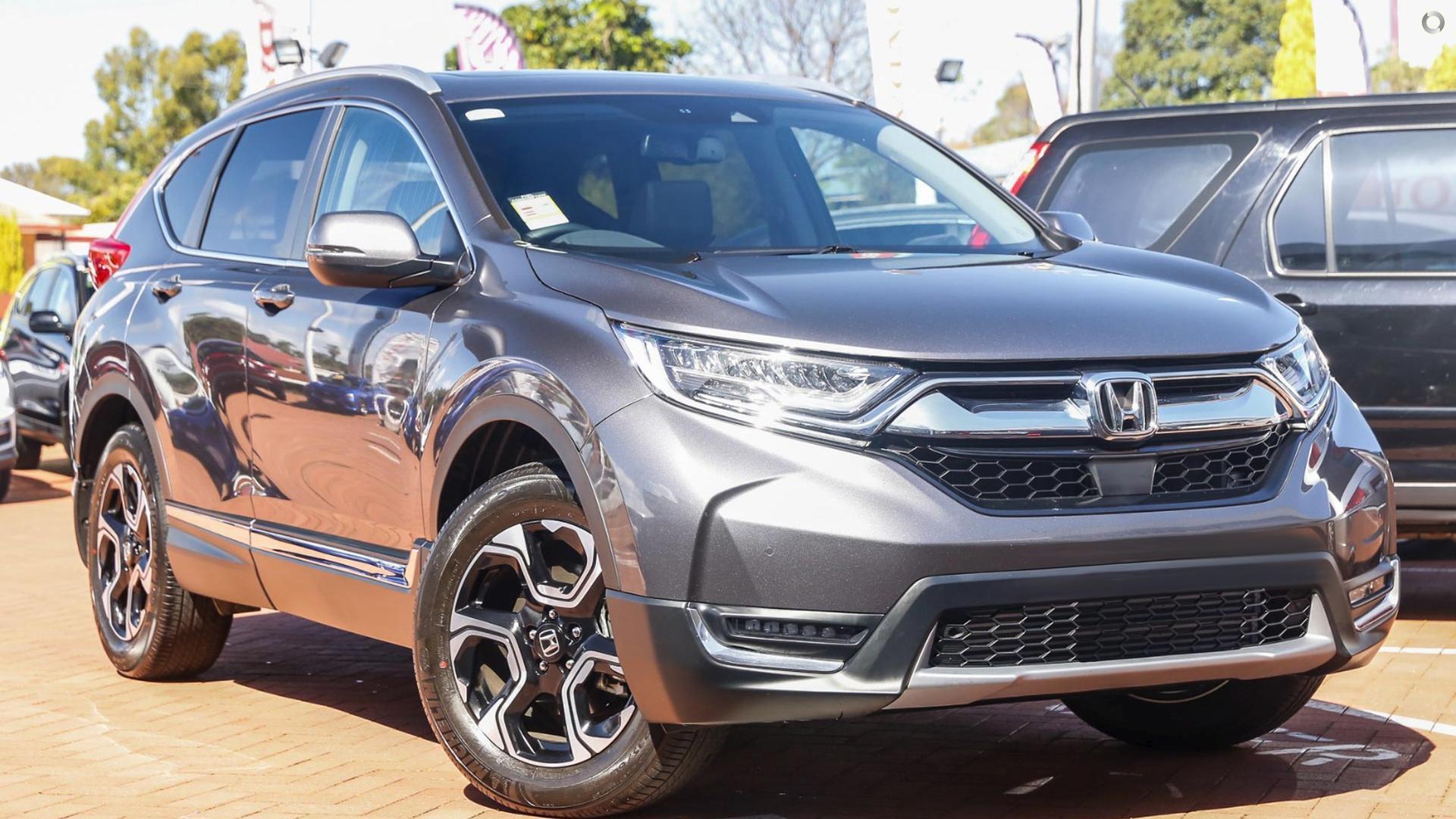 2017 Honda Cr-v RW