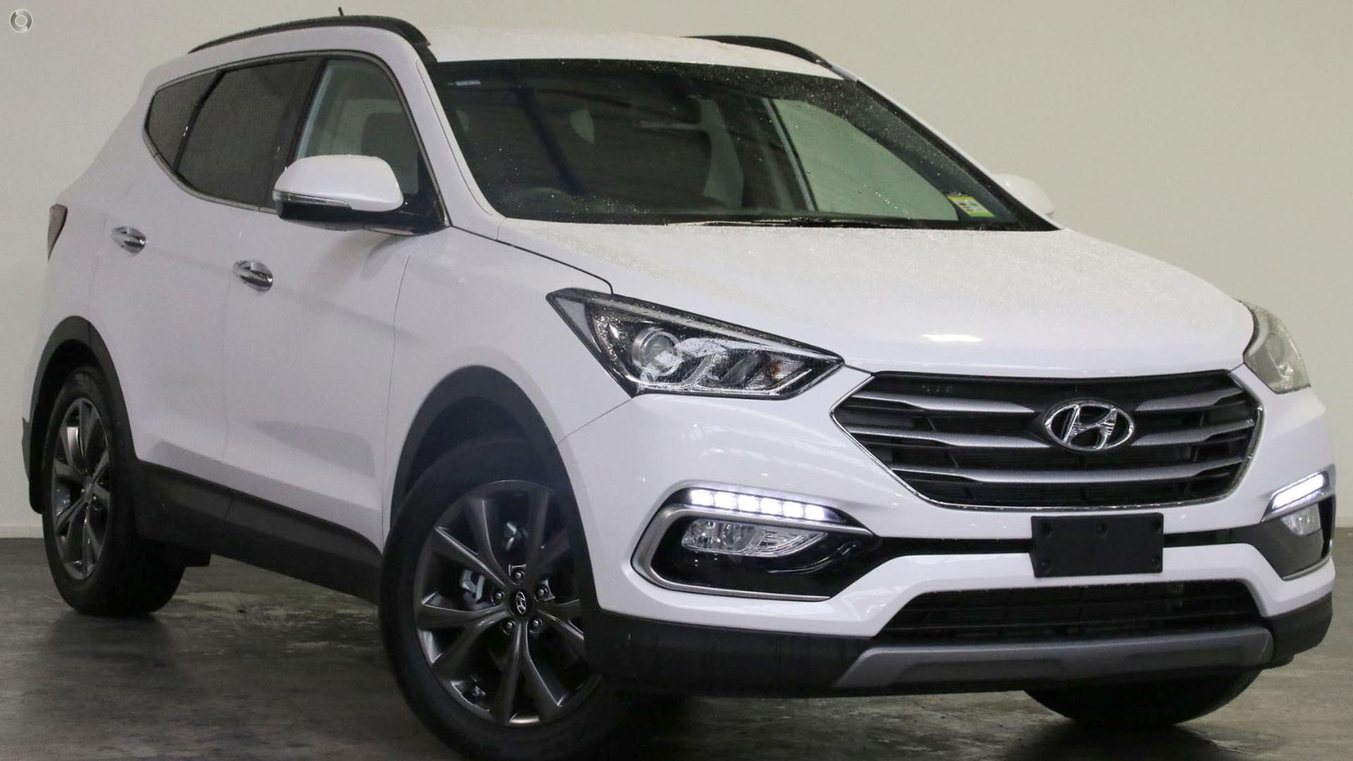 2017 Hyundai Santa Fe Active X