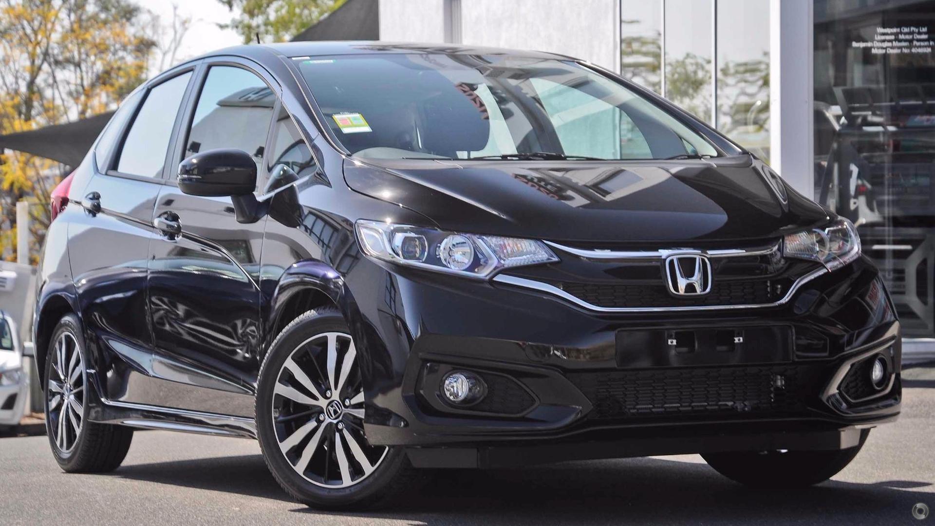 2017 Honda Jazz GF