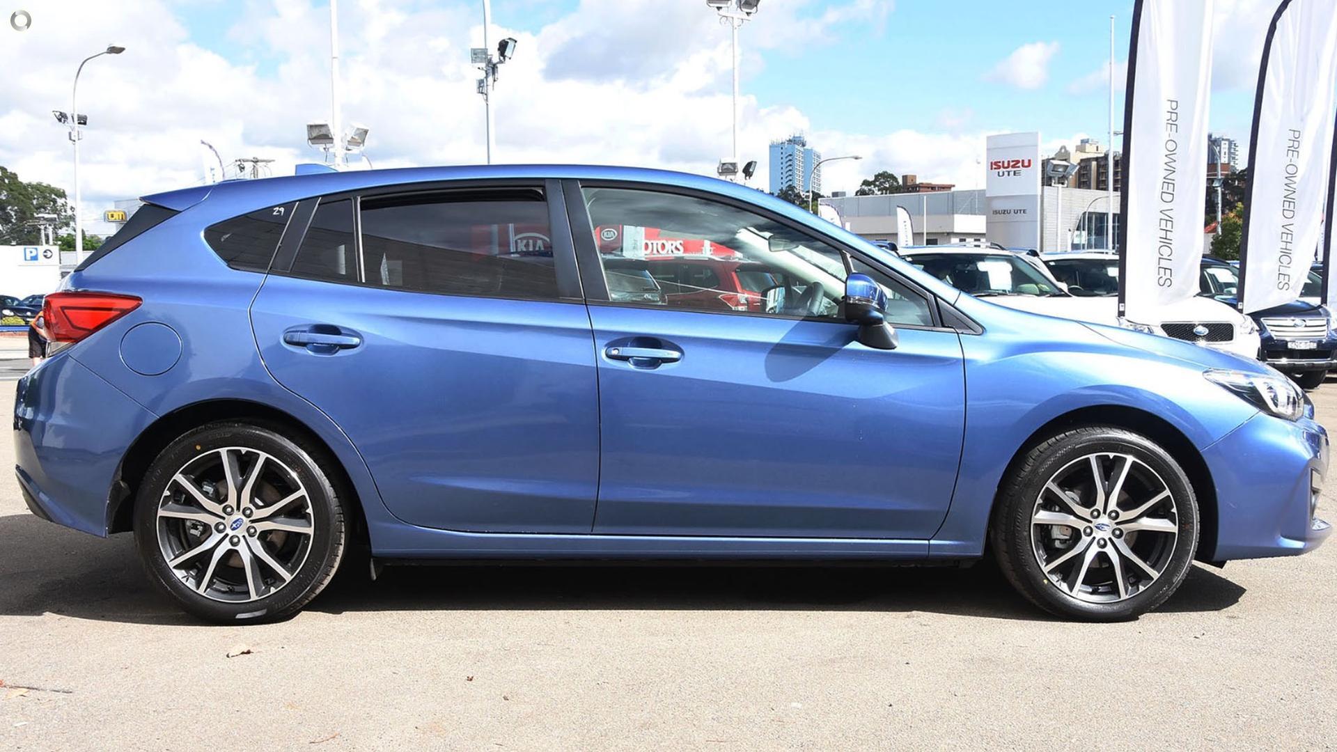 2018 Subaru Impreza 2.0i-L G5