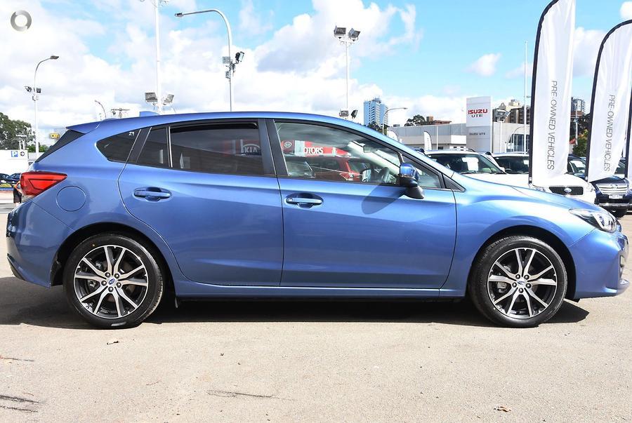 2017 Subaru Impreza 2.0i-L G5