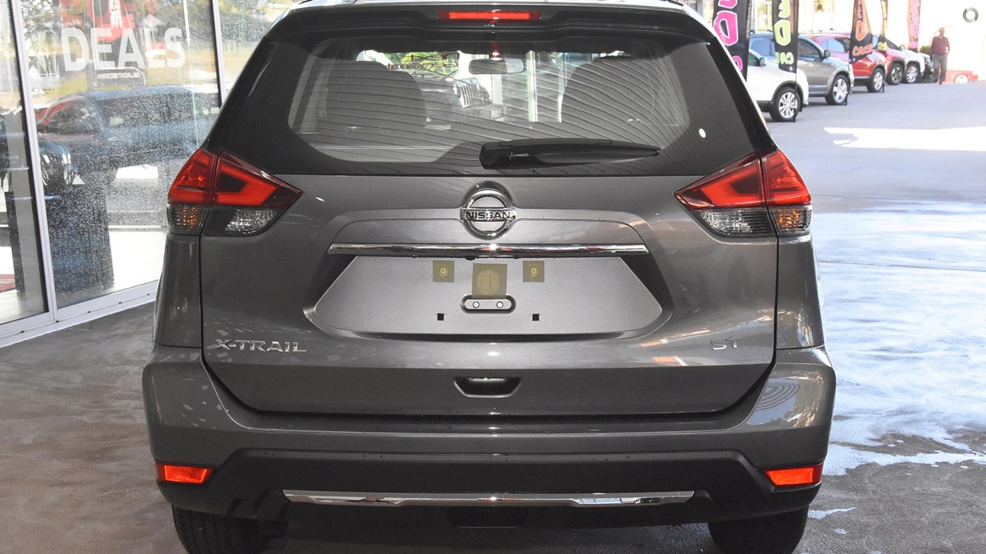 2017 Nissan X-trail T32 Series II