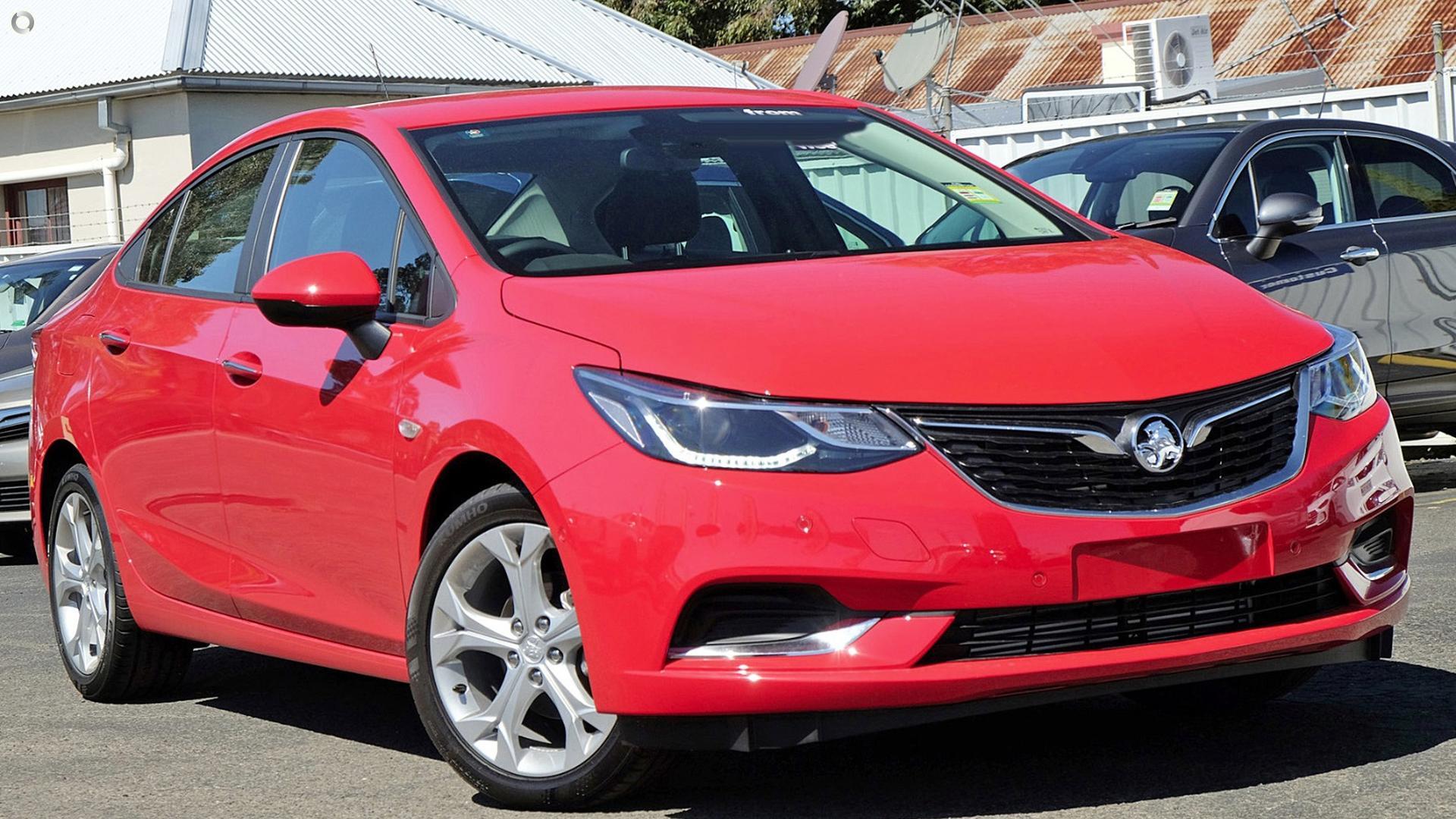 2017 Holden Astra Lt
