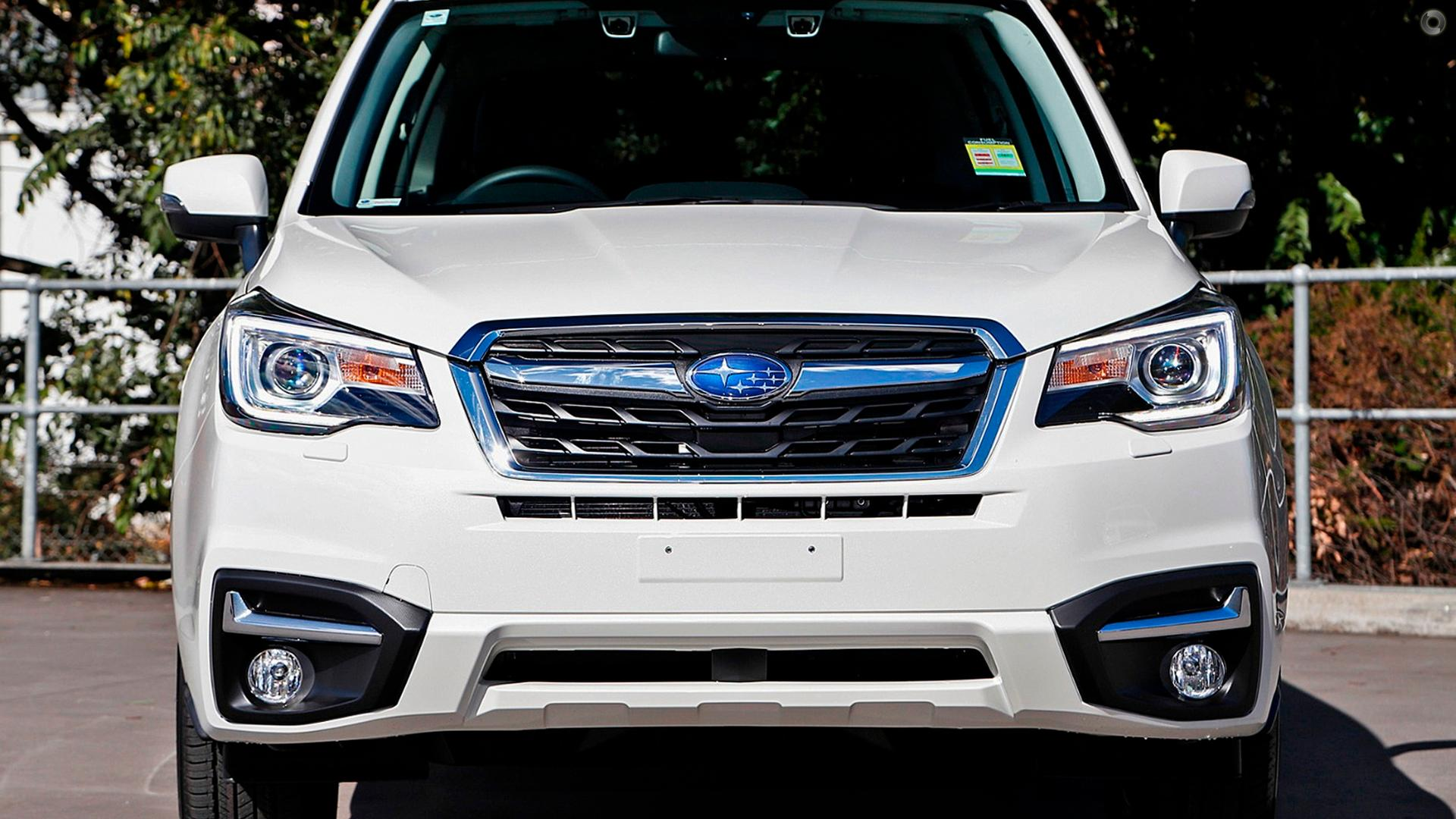 2017 Subaru Forester 2.5i-S S4
