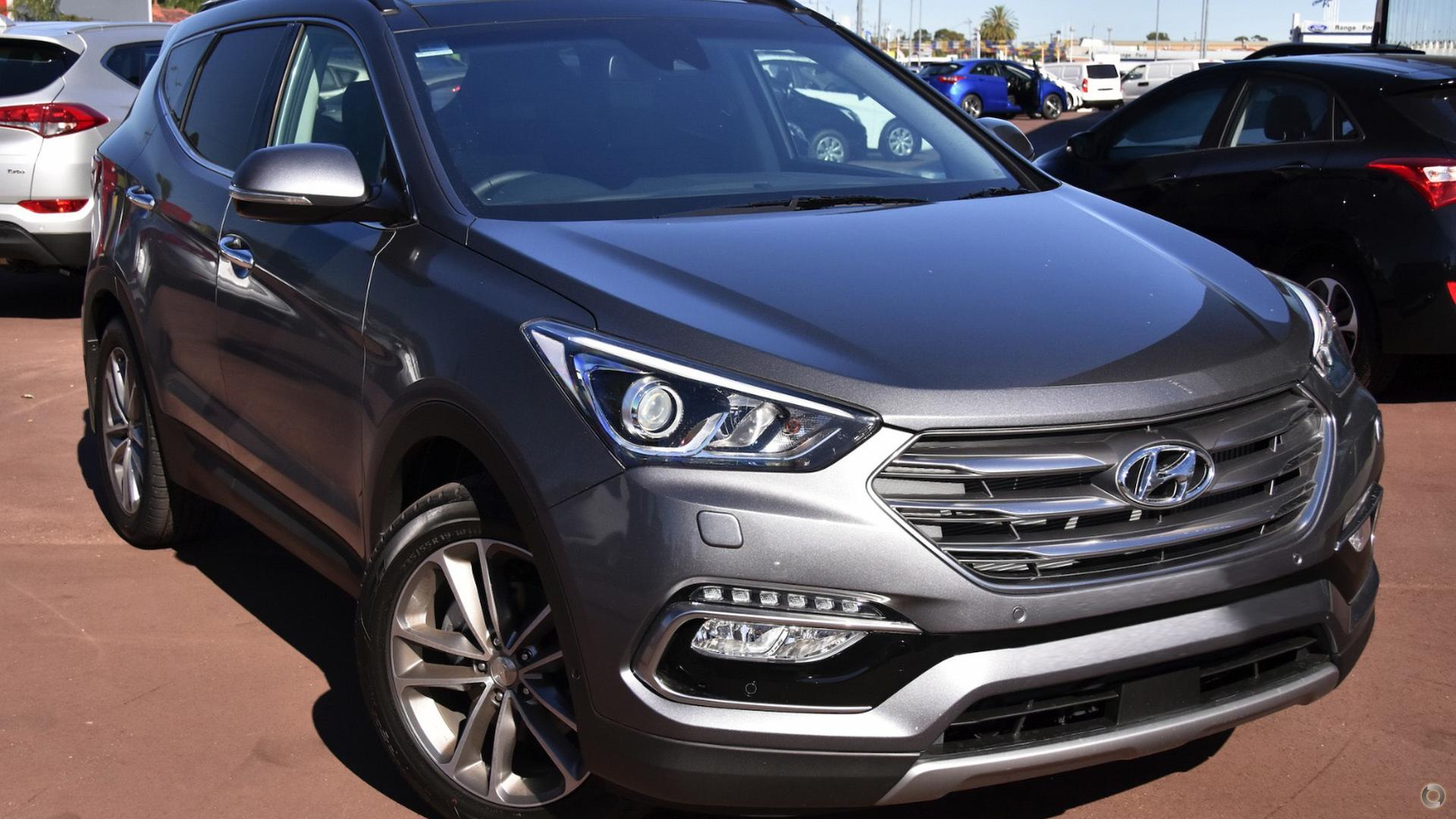 2017 Hyundai Santa Fe DM5 Series II
