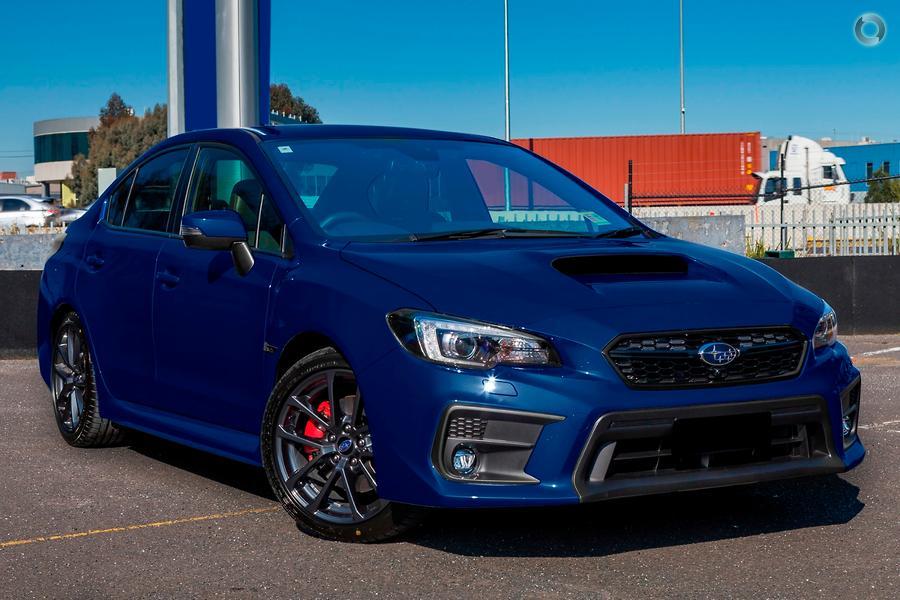 2018 Subaru Wrx Premium V1 Bartons Subaru