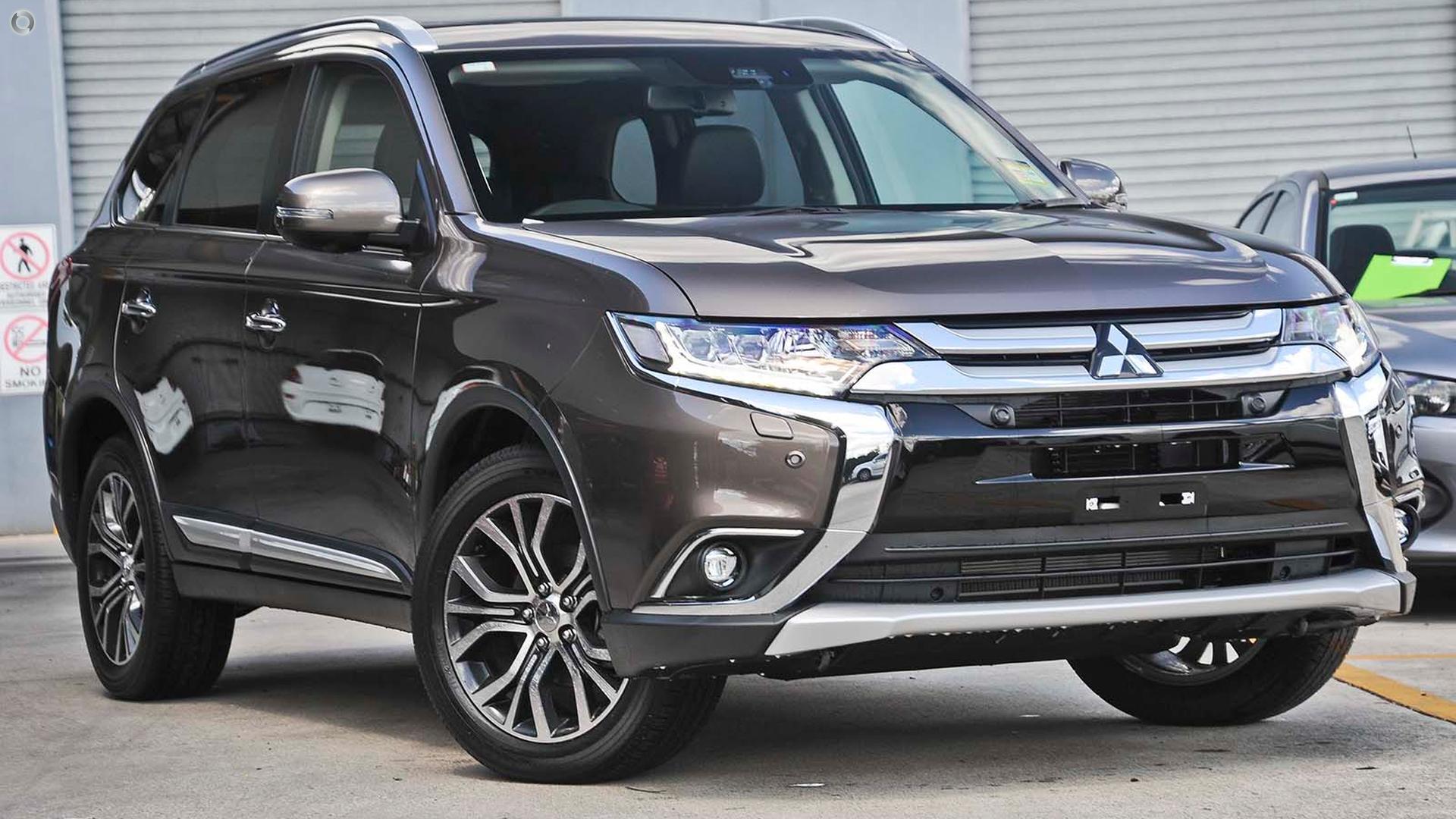 2018 Mitsubishi Outlander Exceed
