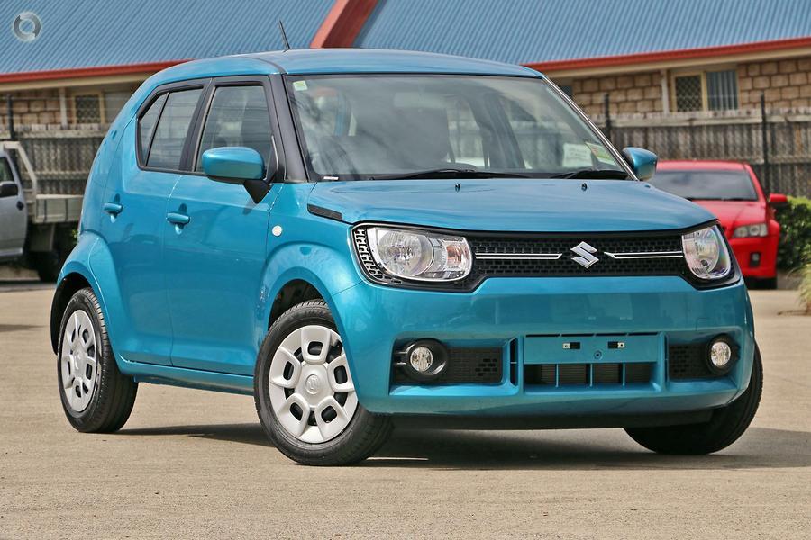 2018 Suzuki Ignis GL MF