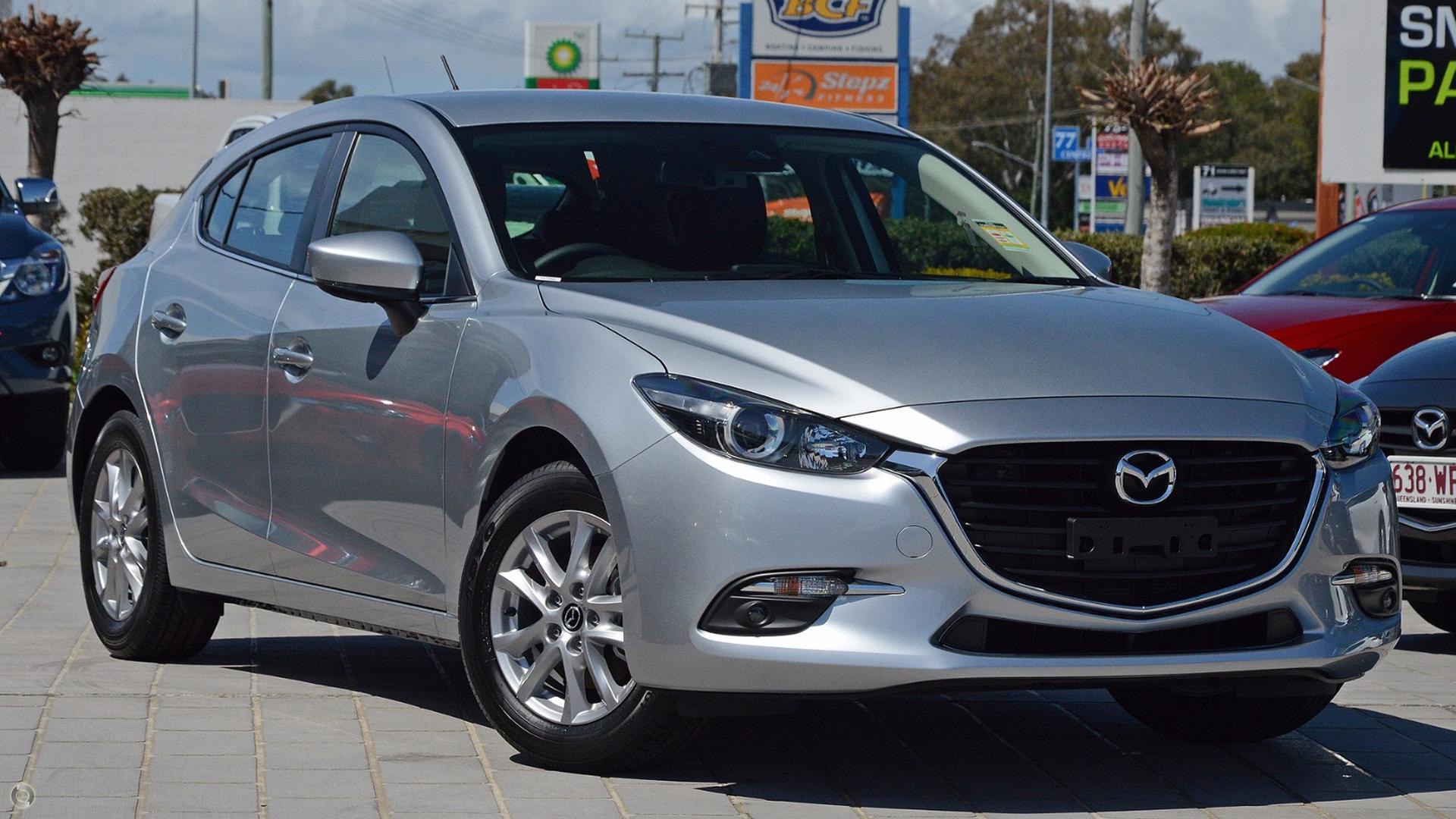 2017 Mazda 3 Touring BN Series