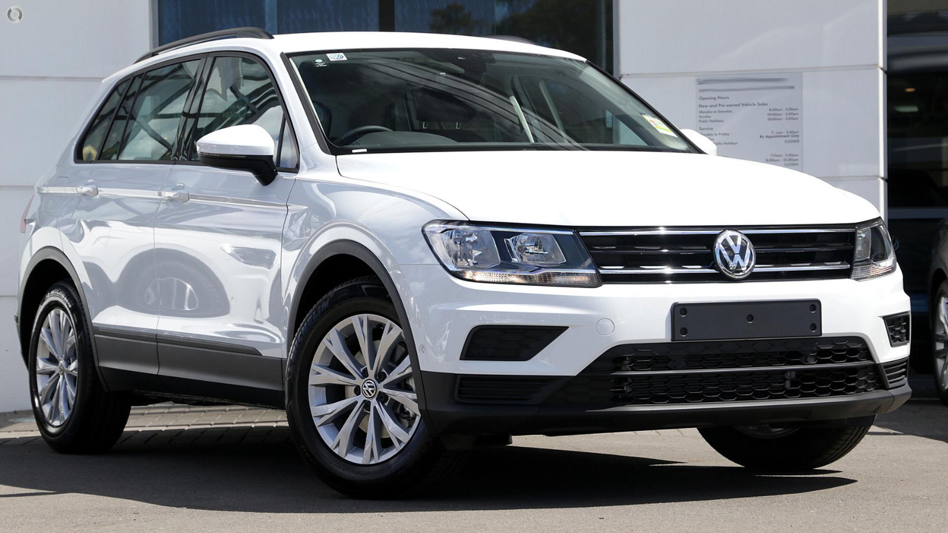 2018 Volkswagen Tiguan 110TSI Trendline 5N