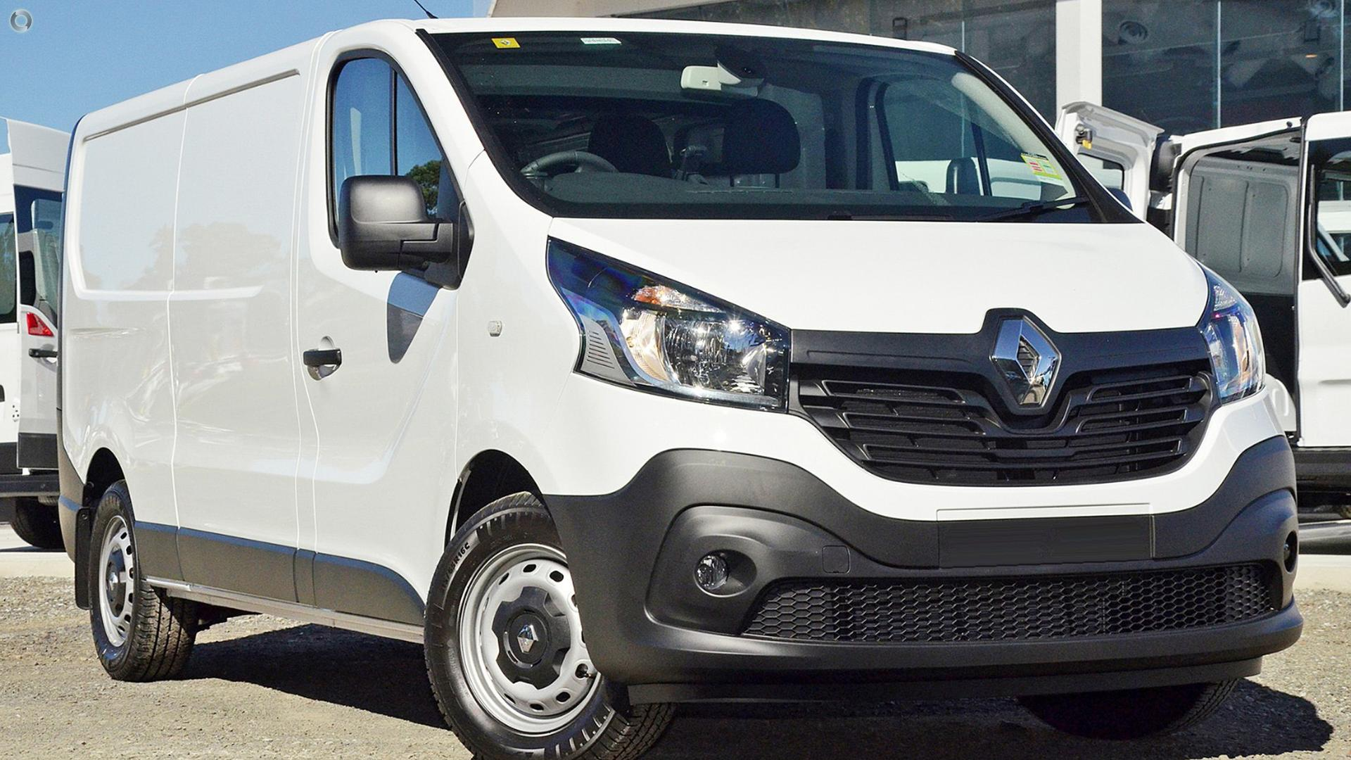 2017 Renault Trafic X82
