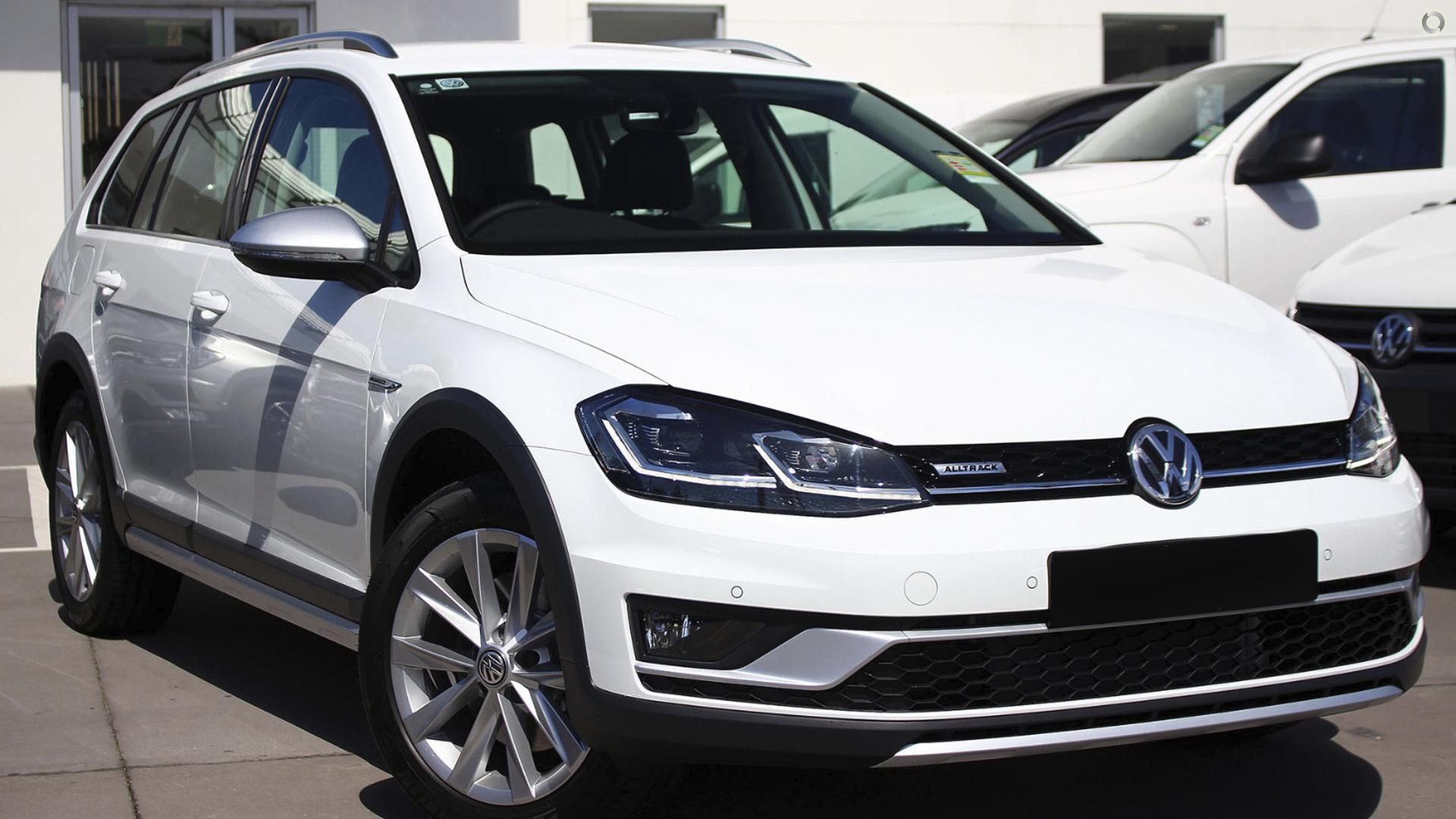 2018 Volkswagen Golf Alltrack 132tsi Premium
