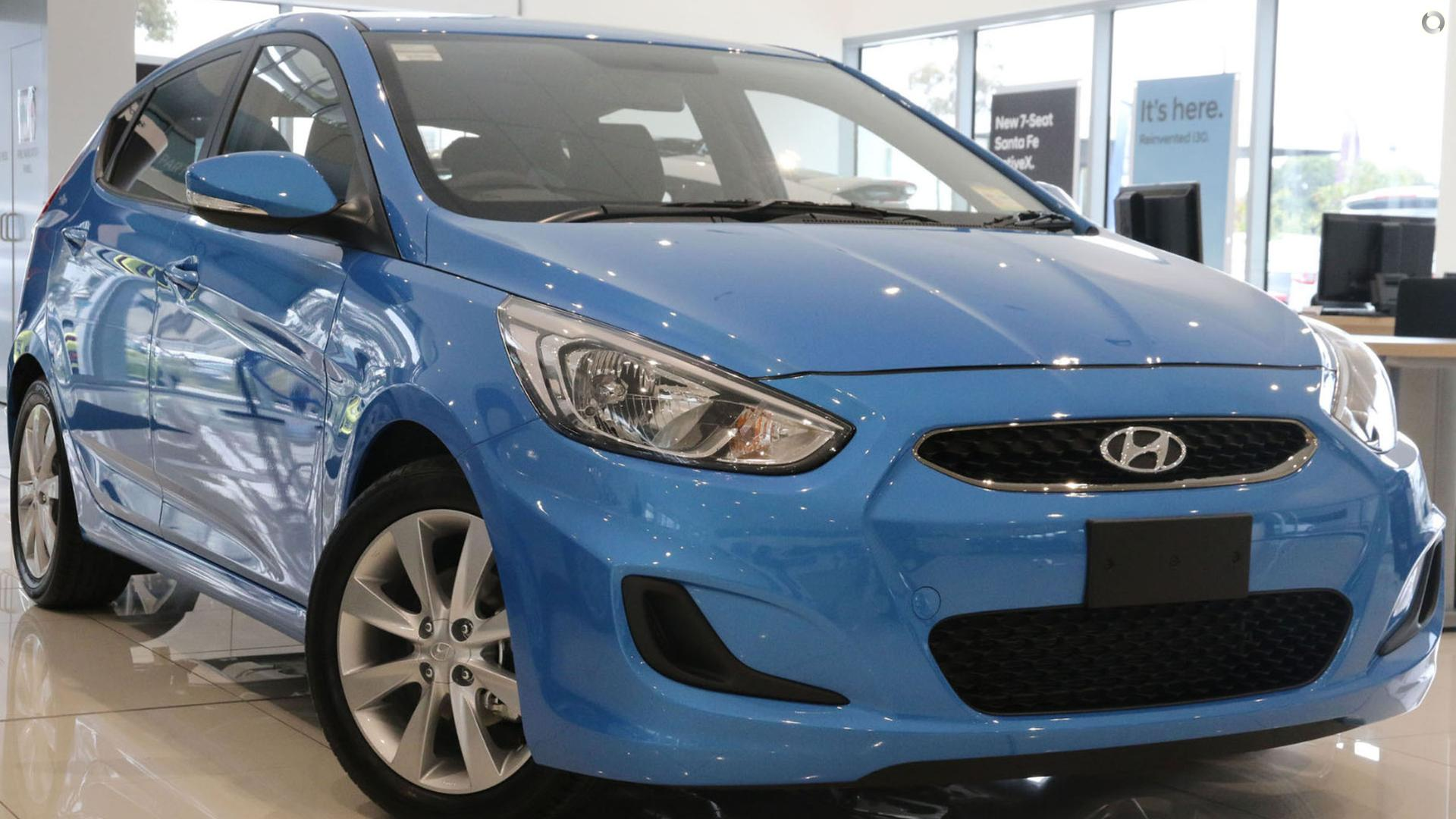 2017 Hyundai Accent RB6