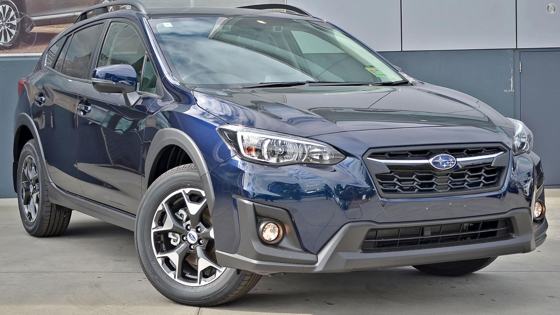 2018 Subaru Xv 2.0i-l
