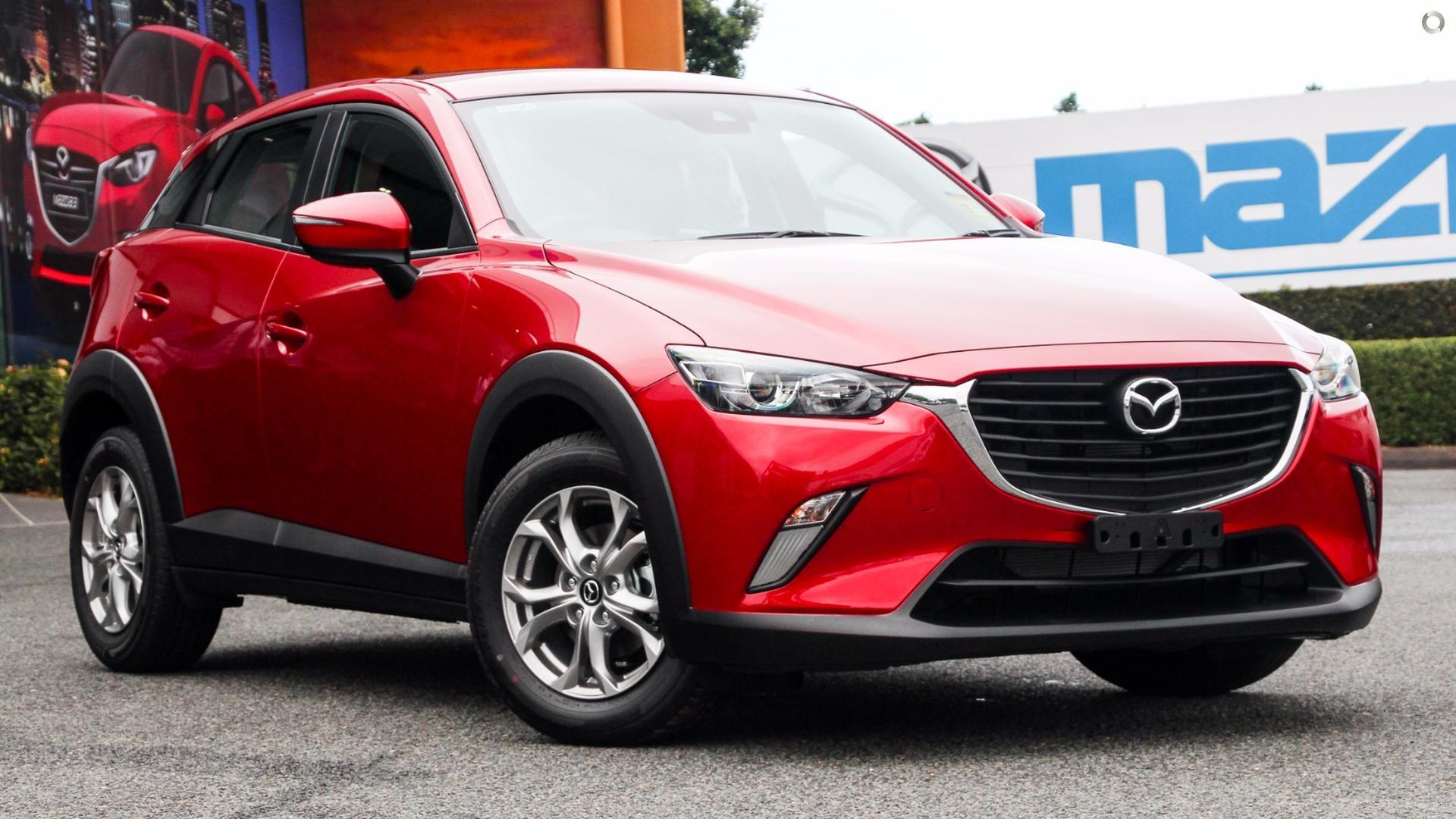 2018 Mazda Cx-3 Maxx