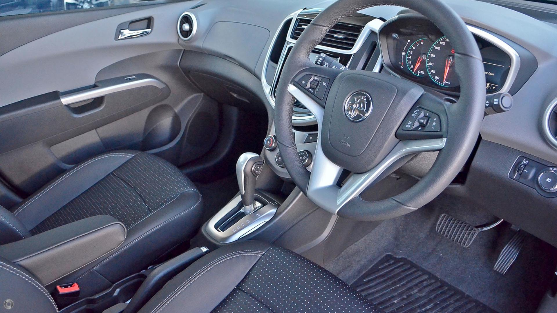 2017 Holden Barina LT TM