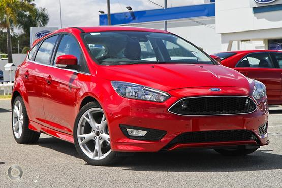 2018 Ford Focus Lz