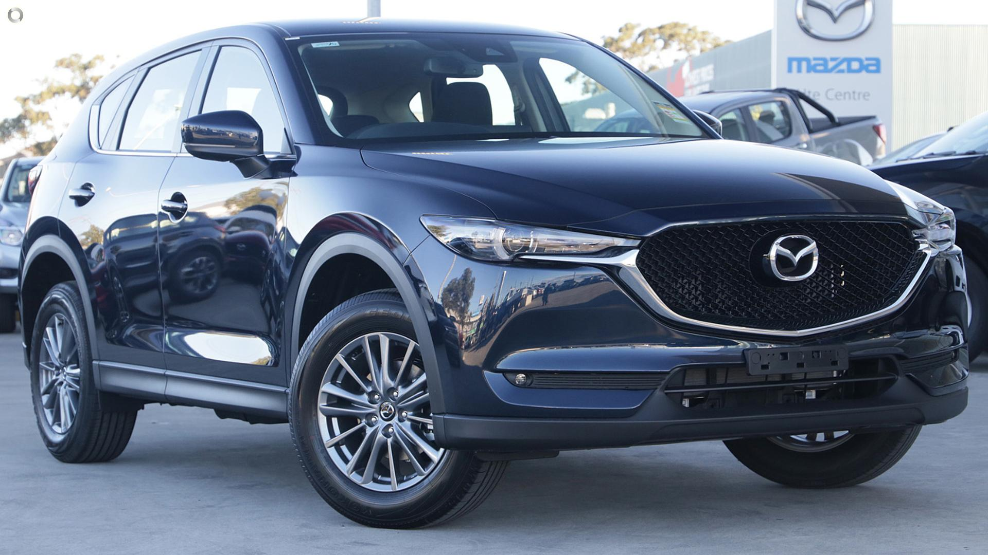 2018 Mazda Cx-5 KF Series