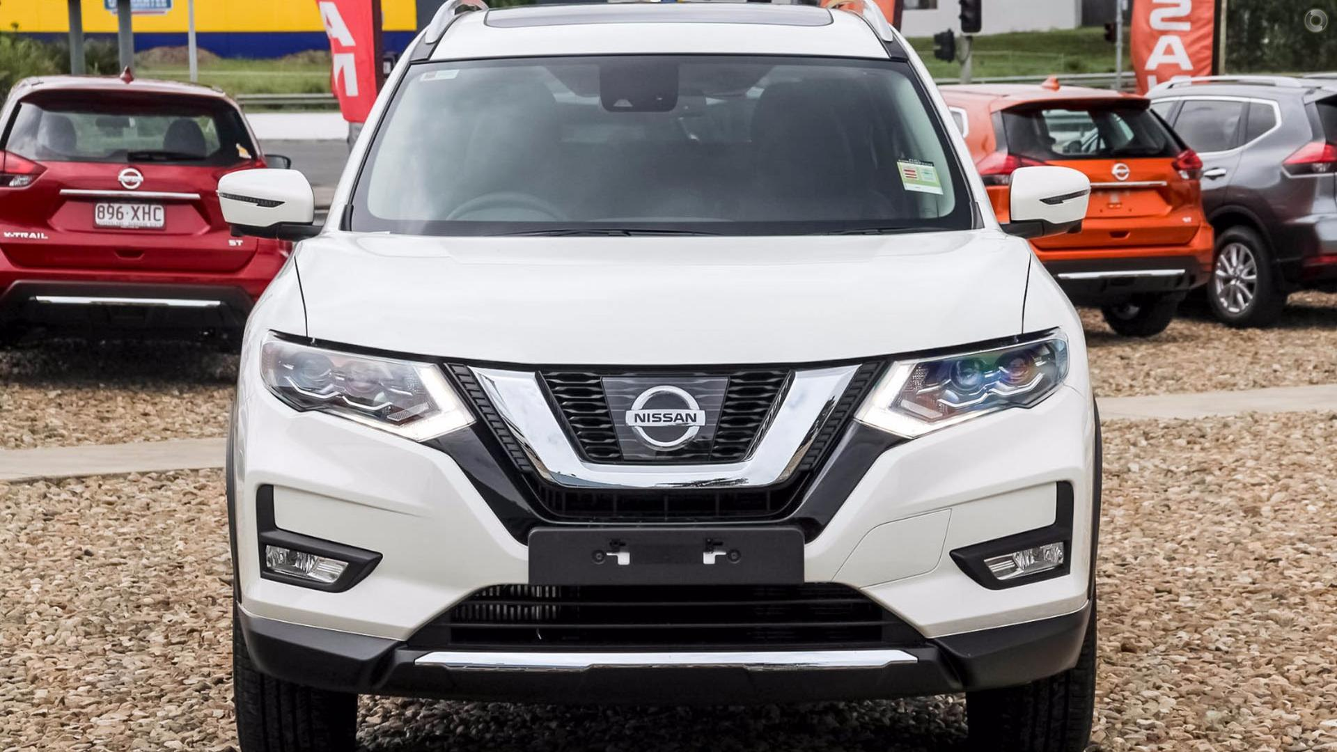 2017 Nissan X-trail TL T32 Series II
