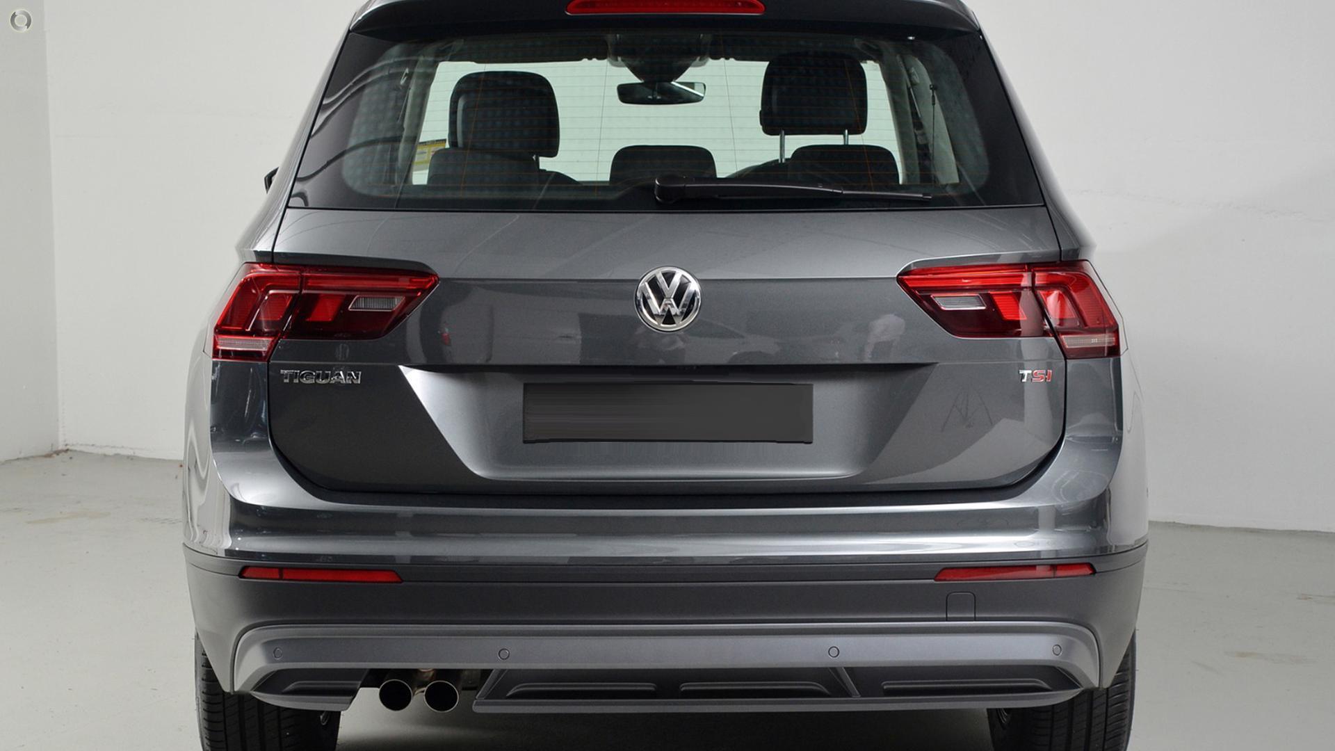 2018 Volkswagen Tiguan 110tsi Comfortline 5n Bayford