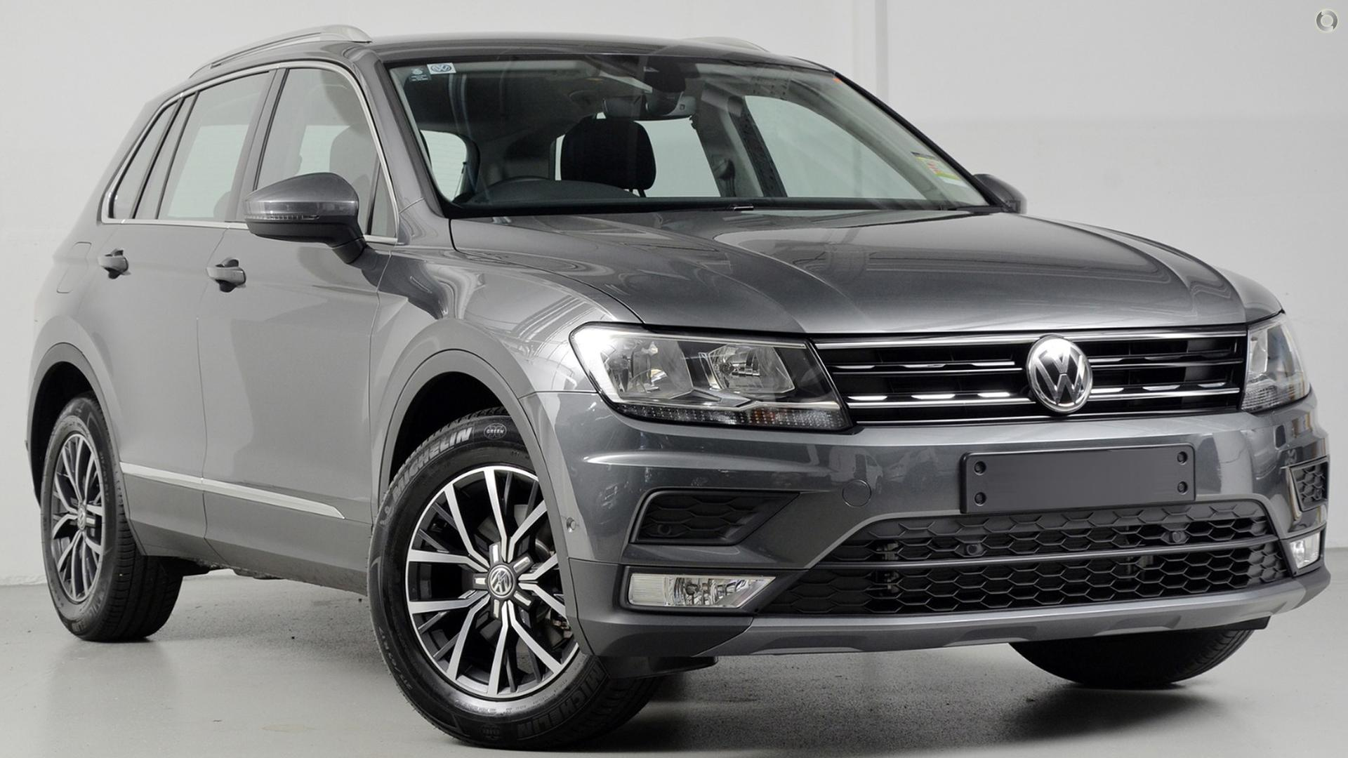 2018 Volkswagen Tiguan 110tsi Comfortline