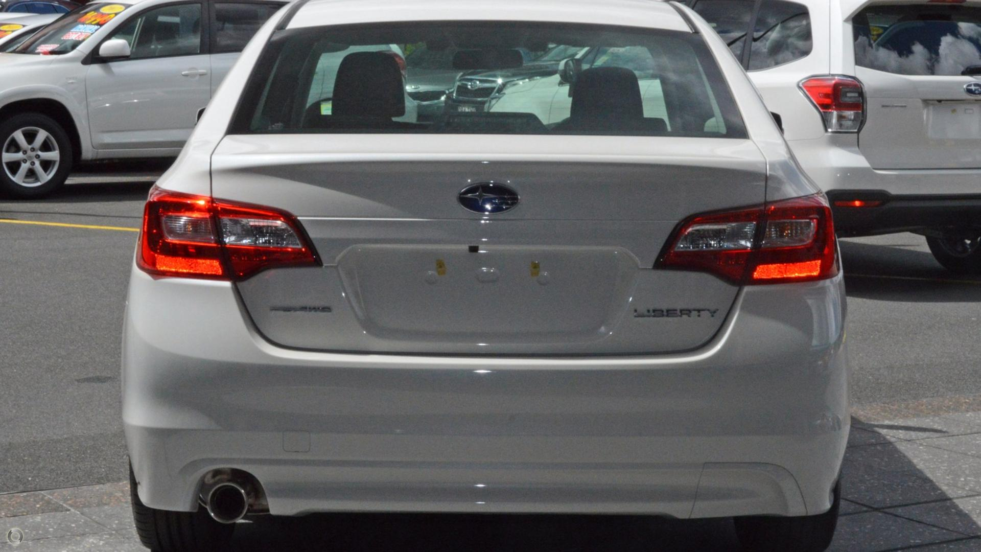 2017 Subaru Liberty 2.5i Fleet Edition 6GEN