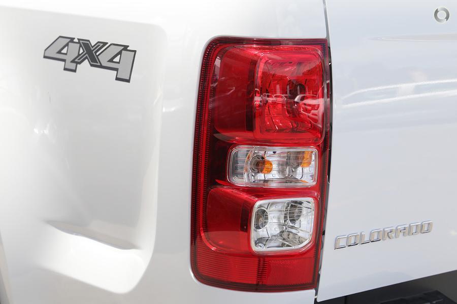 2017 Holden Colorado LS RG