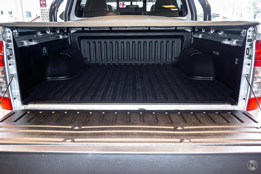 2017 Nissan Navara ST-X N-SPORT Black Edition D23 Series 2