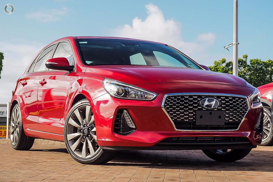 2018 Hyundai I30 SR PD