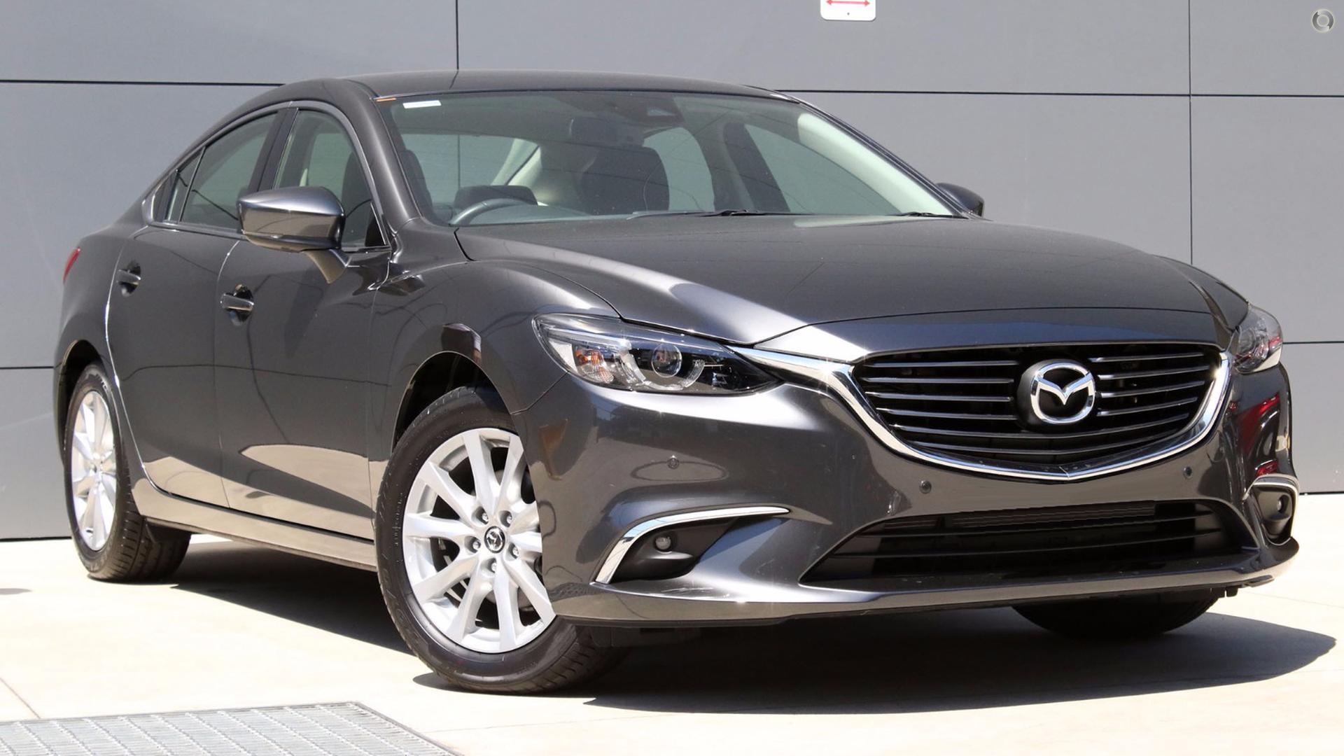 2017 Mazda 6 Touring