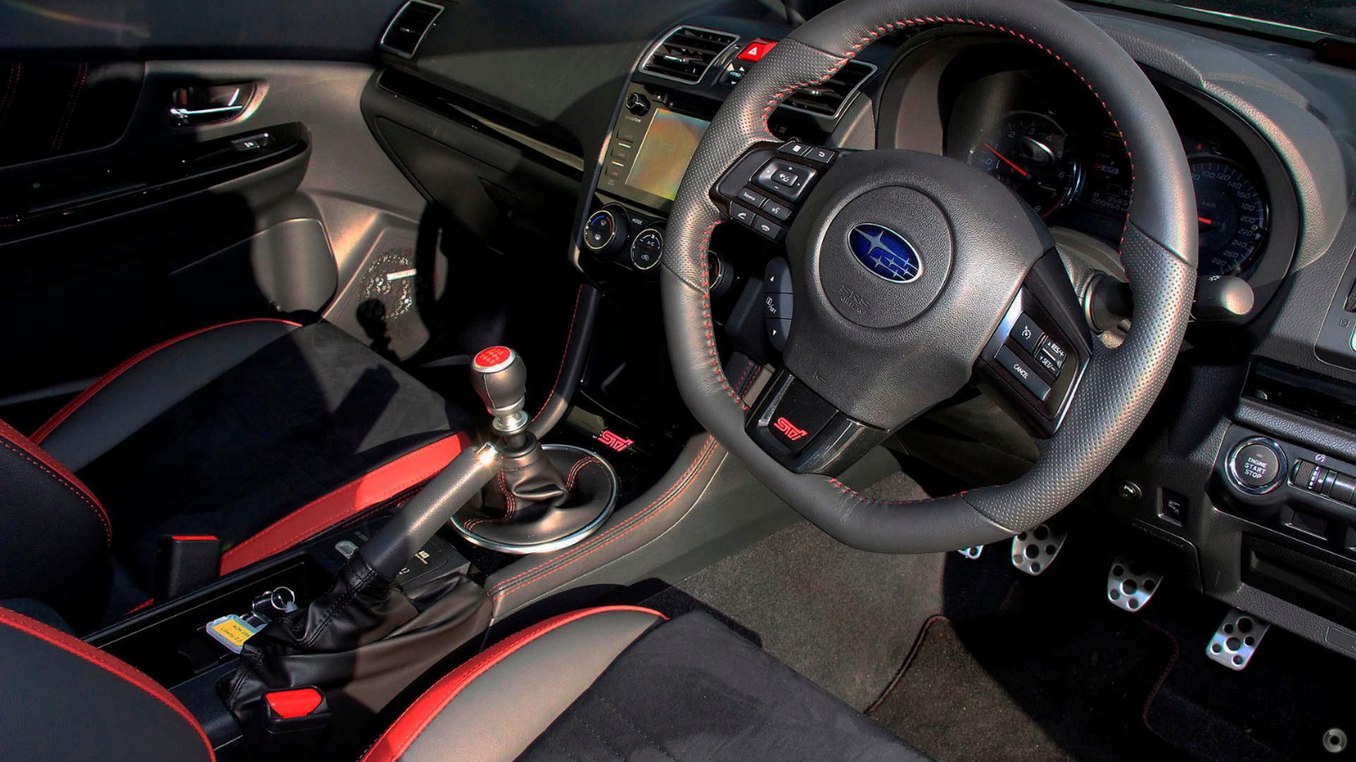 2018 Subaru Wrx STI Premium V1