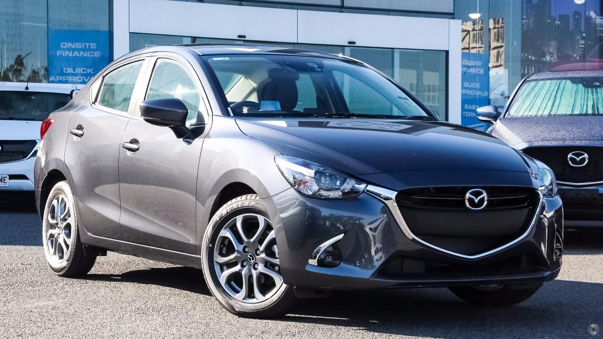 2017 Mazda 2 DL Series