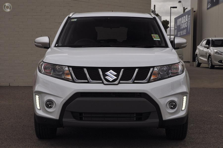 2017 Suzuki Vitara S Turbo LY
