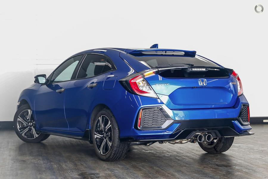2017 Honda Civic RS 10th Gen