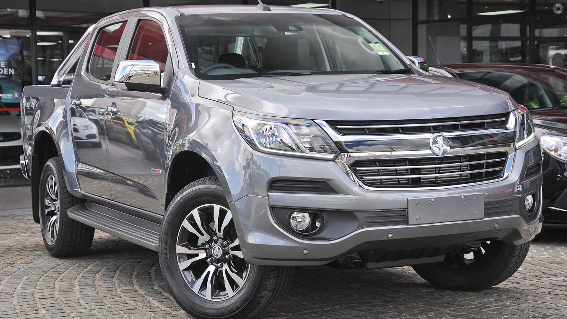 2017 Holden Colorado RG