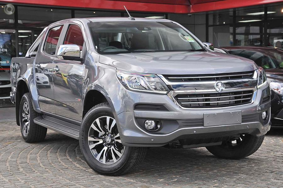 2017 Holden Colorado LTZ RG