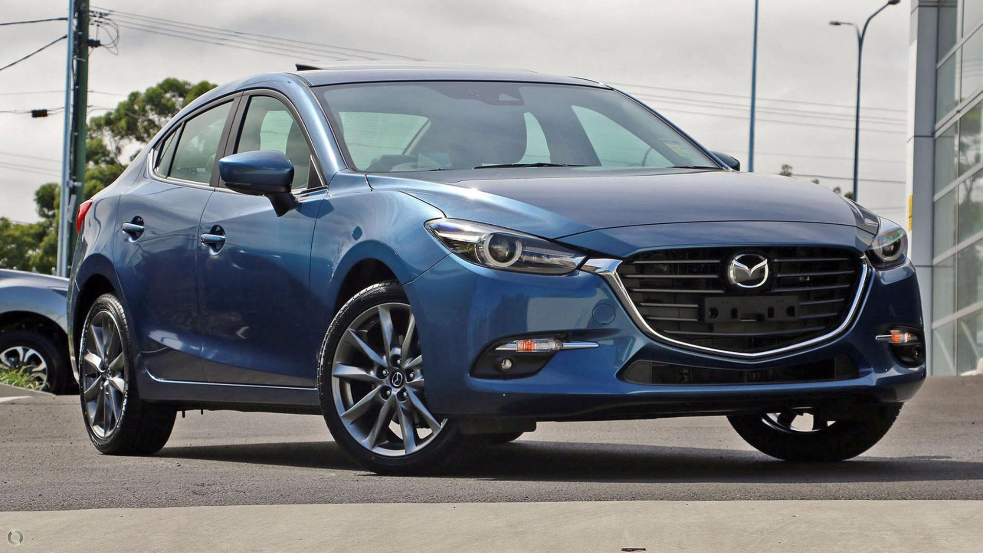 2017 Mazda 3 Sp25 Astina