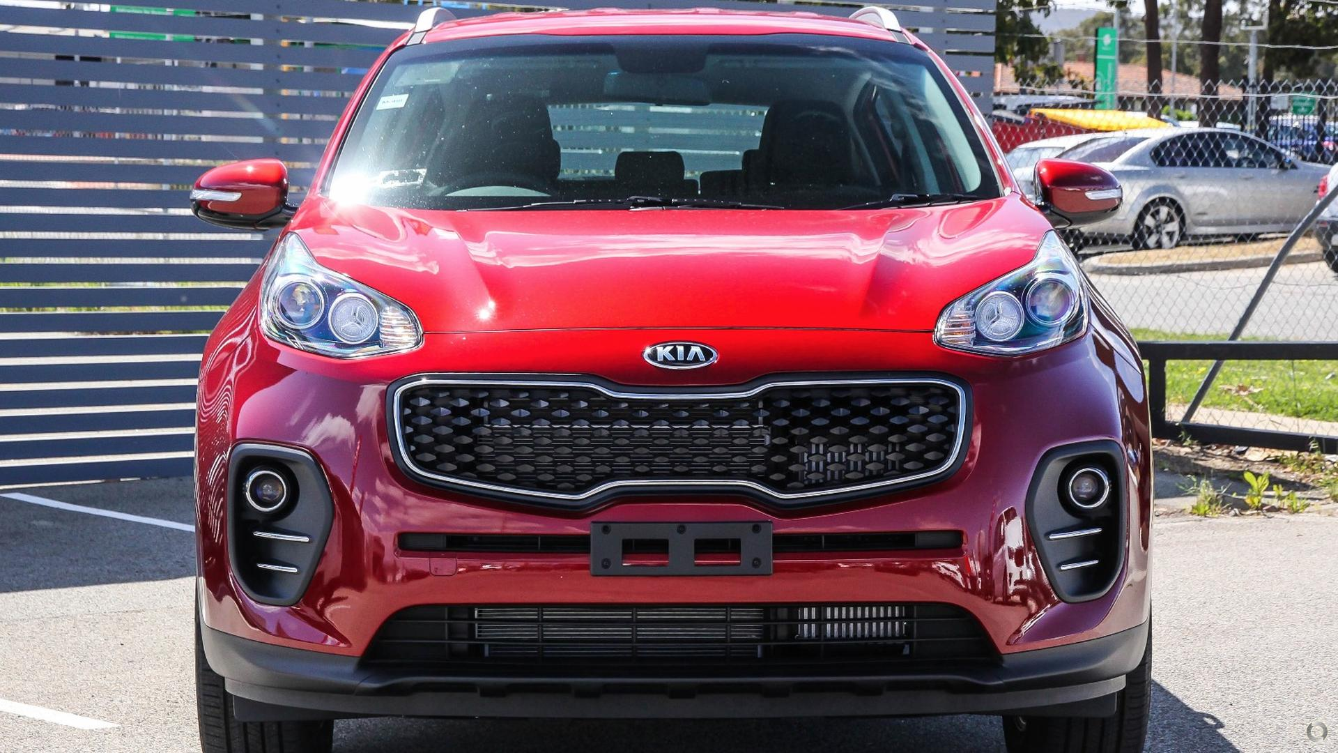 2017 Kia Sportage Si QL