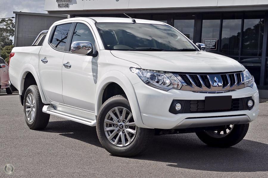 2018 Mitsubishi Triton Gls Mq Von Bibra