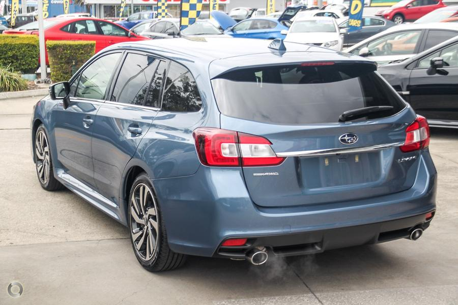 2017 Subaru Levorg 2.0 GT-S V1